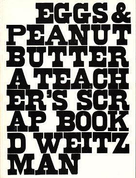 Eggs & Peanut Butter: A Teacher's Scrapbook book cover