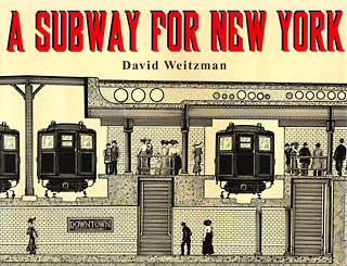 A Subway for New York book cover