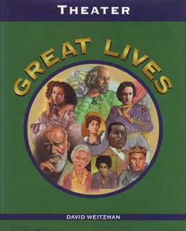 Great Lives: Theatre book cover