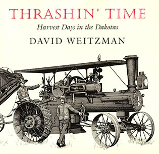 Thrashin' Time: Harvest Days in the Dakotas book cover